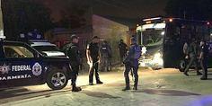 Relacionada policia federal noche ciudad juarez