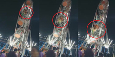Relacionada 10 year old girl killed in giant wheel crash in anantapur