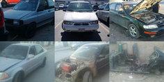 Relacionada agentes municipales recuperaron seis vehi culos con reporte e indicios de robo
