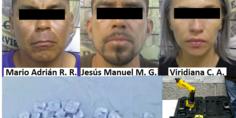 Relacionada 3 detenidos en diferentes hechos