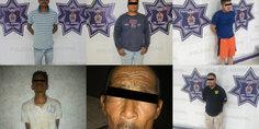 Relacionada detuvieron a seis sujetos por el delito de violencia familiar en diferentes intervenciones