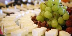 Relacionada queso y uva