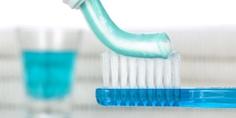 Relacionada pasta de dientes