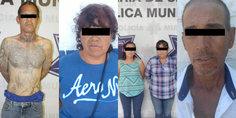 Relacionada detienen a cinco personas por el delito de robo a comercio en hechos distintos