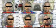 Relacionada 6 detenidos