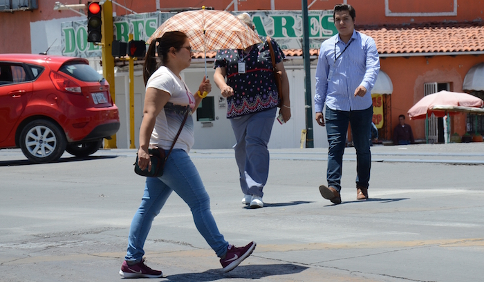Alerta calor ciudad juarez