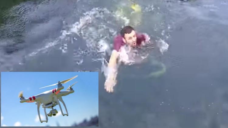 Rescata drone