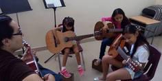 Relacionada guitarra recital