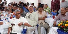 Relacionada jubilados municipio desayuno