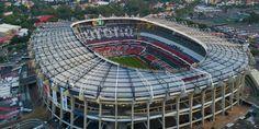 Relacionada estadio azteca futbol mexico