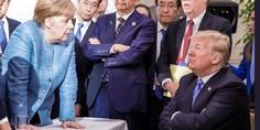 Relacionada trump g7