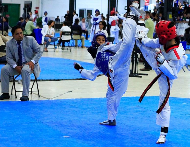 Taekwondo on