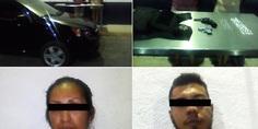 Relacionada detenidos pareja linea