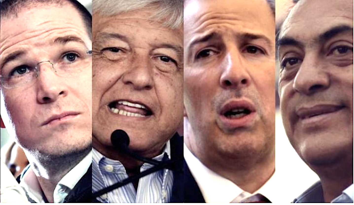 Candidatos debate