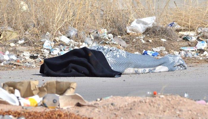Encobijado ciudad juarez