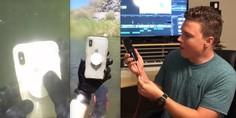 Relacionada iphone x sobrevivi  dos semnas bajo el agua
