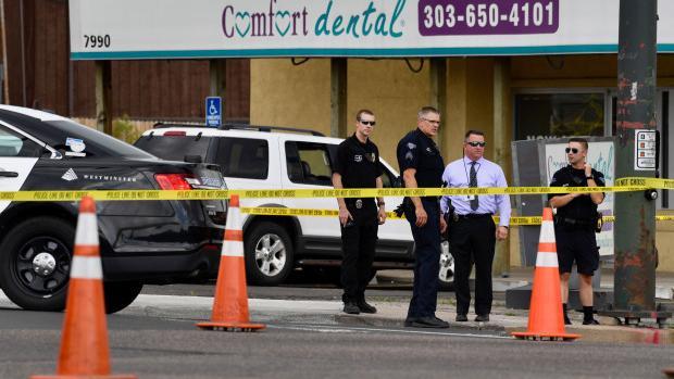 Tiroteo en un consultorio dental en Colorado deja múltiples víctimas