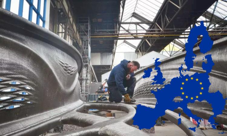 UE adopta medidas contra Estados Unidos por aranceles al acero y aluminio