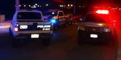 Relacionada movilizacion policiaca noche