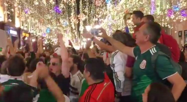 México no pierde en un debut de Mundial desde hace 20 años