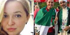 Relacionada mexicano desaparecido en rusia