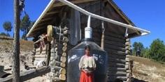 Relacionada cosechar agua raramuris