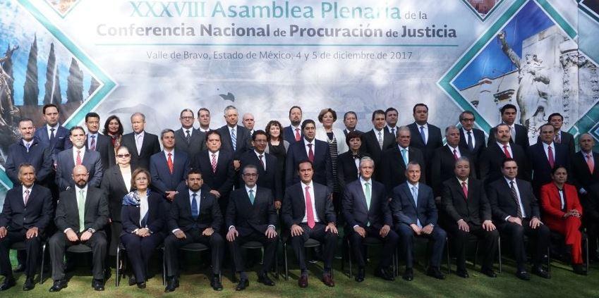 Conferencia de fiscales