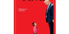 Relacionada la portada de la revista time muestra drama de ninos migrantes en eu