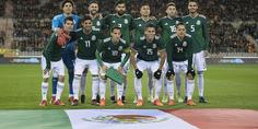 Relacionada seleccion mexicana