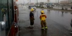 Relacionada fuertes lluvias en mty