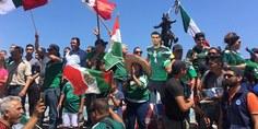 Relacionada festejo chihuahua mexico vs corea