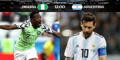 Relacionada nigeria vs argentina fifa
