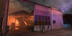 Relacionada incendio bodega ciudad juarez