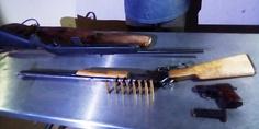 Relacionada rifles