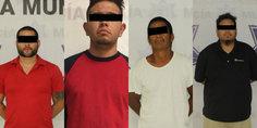 Relacionada agentes de la polici a municipal detienen a tres sujetos por el delito de violencia familiar en hechos distintos