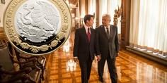 Relacionada precio del dolar peso mexicano
