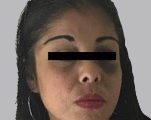Mujer detenida trata