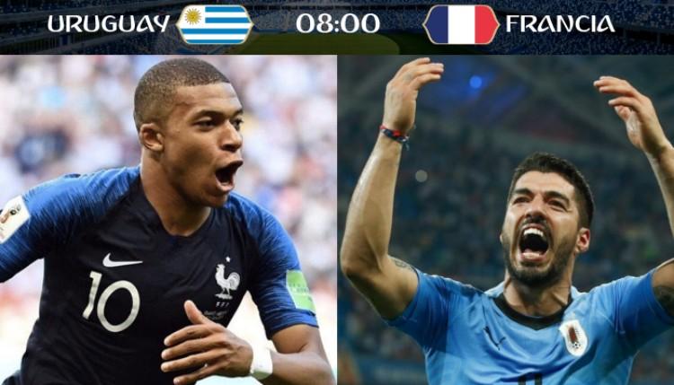 Somos Deporte: Uruguay y Francia en busca de un lugar en semifinales