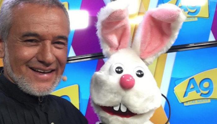 Video festejo  el conejo blas su cumplean os nu mero 40