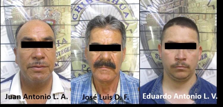 Detenidos telmex 08 julio