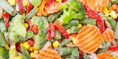 Relacionada verduras congeladas