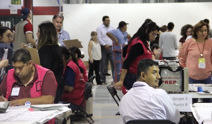 Asamblea electoral ciudad juarez