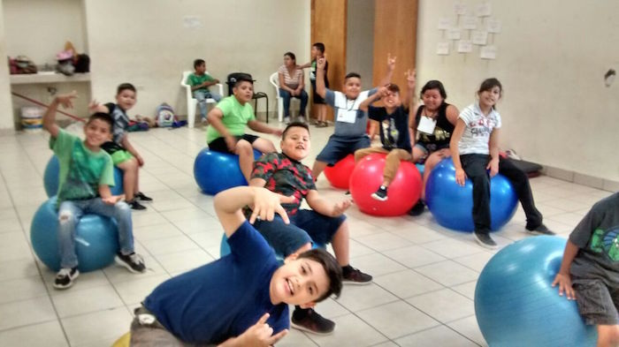 Campamentos de verano en centros comunitarios  3