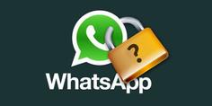Relacionada whatsapp seguridad