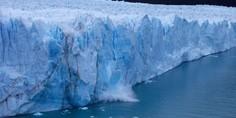 Relacionada glaciar