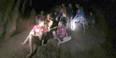 Relacionada ninos en cueva tailandesa