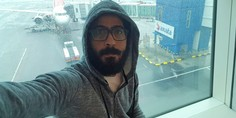 Relacionada sirio vive aeropuerto malasia