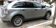 Relacionada camioneta robada nonoava
