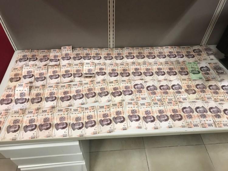 Dinero recuperado dentro de la investigaci n ministerial
