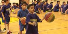 Relacionada campamento basquet uach